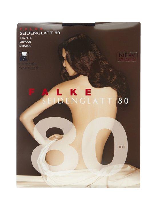 Falke - Seidenglatt 80 den -sukkahousut - BLACK (MUSTA) | Stockmann - photo 1