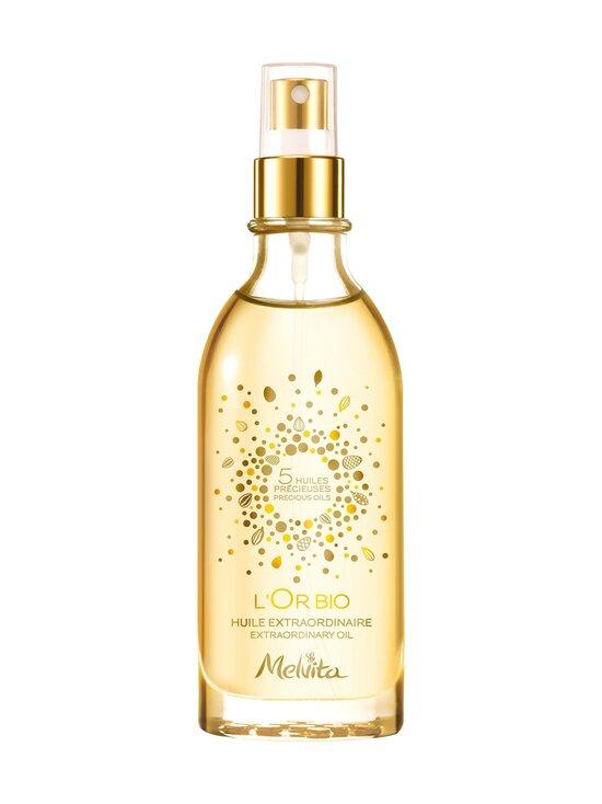 Melvita - L'Or Bio Extraordinary Oil -kuivaöljy 100 ml | Stockmann - photo 1