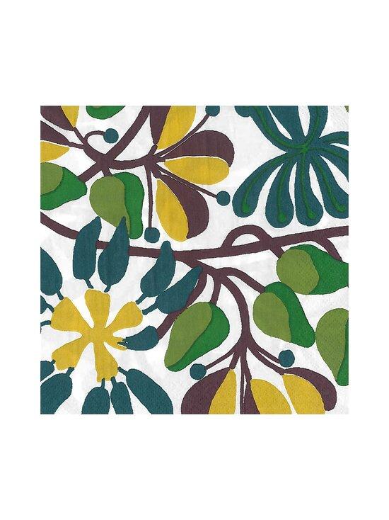 Havi - Luumupuu-servetti 33 x 33 cm, 20 kpl - PLUM | Stockmann - photo 1