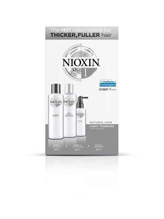 Nioxin - No 1 Loyalty Kit -pakkaus | Stockmann - photo 1