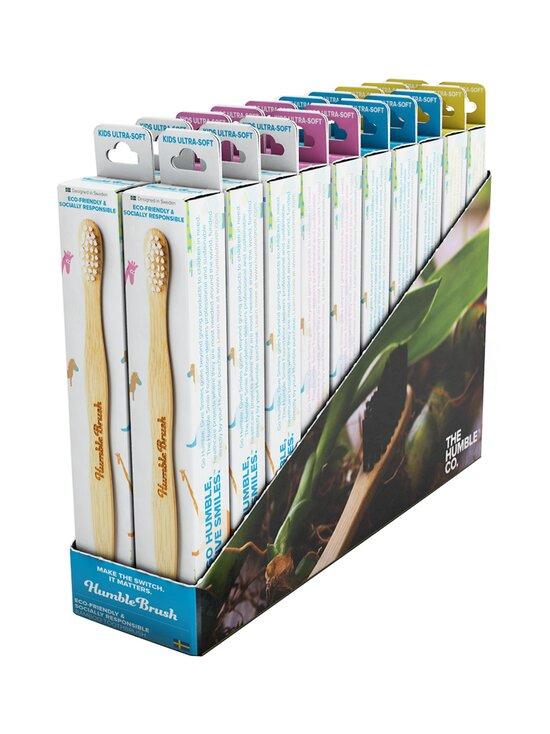 Humble Brush - Bamboo Kids Toothbrush -lasten hammasharja - ASSORTMENT | Stockmann - photo 1