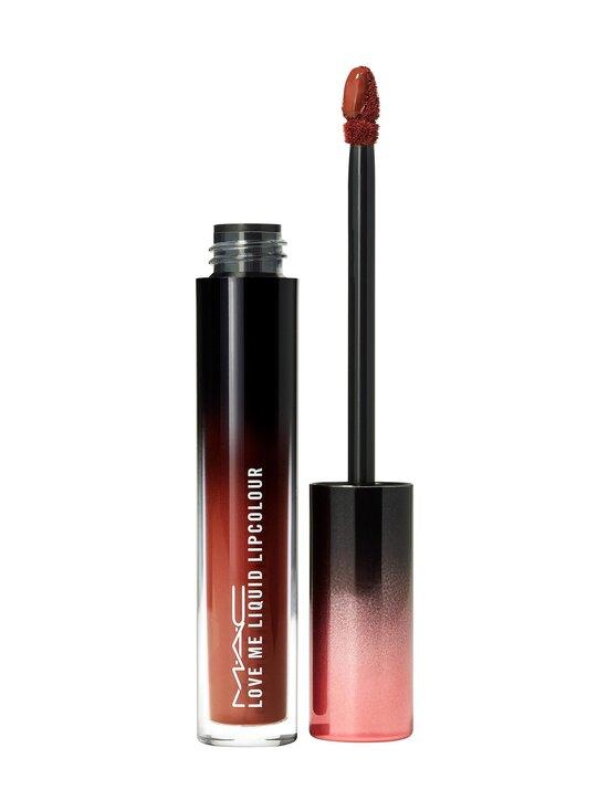MAC - Love Me Liquid Lipcolour -huuliväri - COFFEE & CIGS   Stockmann - photo 1