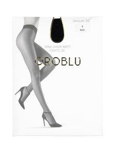 Oroblu - Sensuel 30 den -sukkahousut - BLACK (MUSTA)   Stockmann