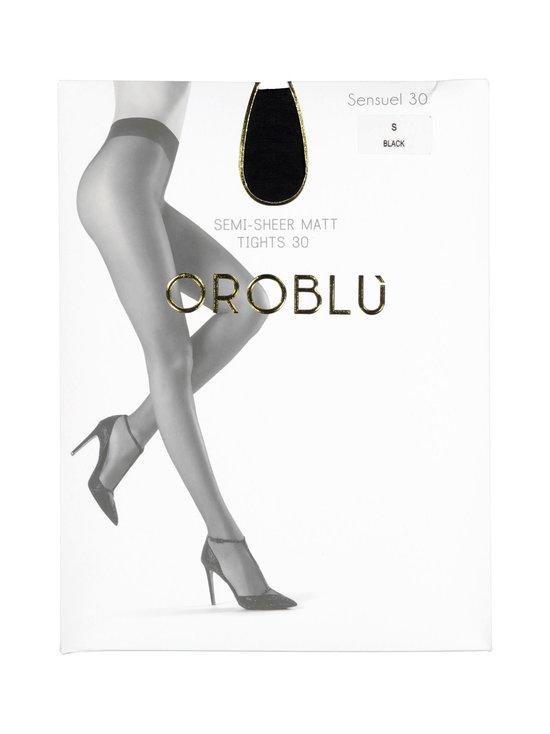 Oroblu - Sensuel 30 den -sukkahousut - BLACK (MUSTA) | Stockmann - photo 1