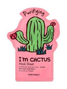 TONYMOLY - I'm Cactus Mask Sheet -kangasnaamio 21 ml | Stockmann
