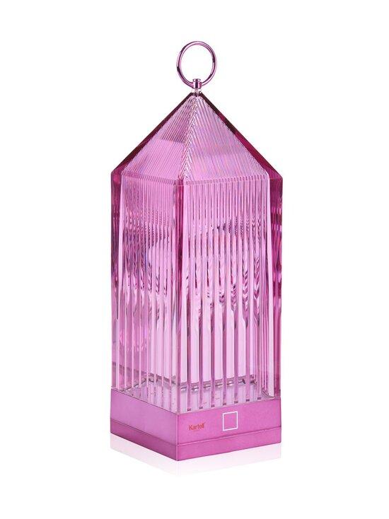 Kartell - Lantern-pöytävalaisin - LIGHT PURPLE | Stockmann - photo 2