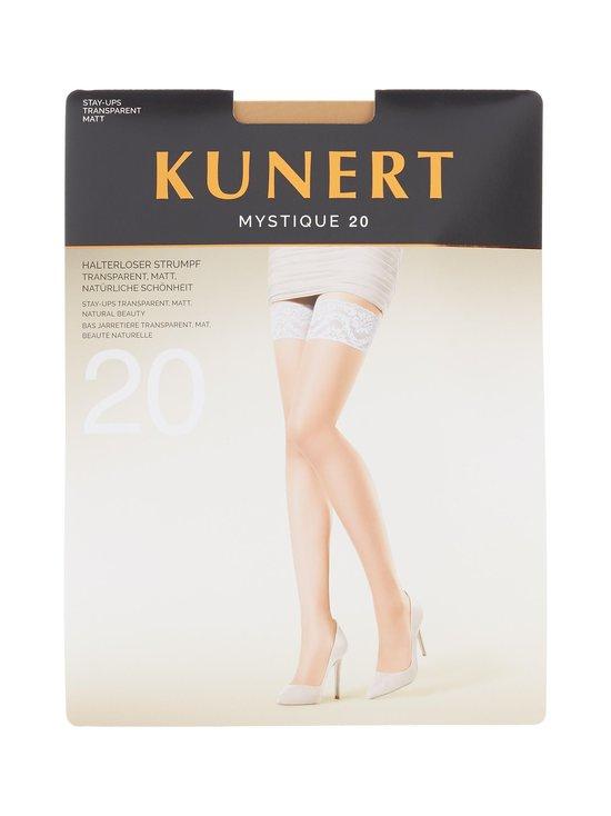 Kunert - Mystique-stay-up-sukat 20 den - CASHMERE IVORY | Stockmann - photo 1