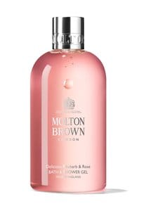 Molton Brown - Delicious Rhubarb & Rose Bath & Shower Gel -suihkugeeli 300 ml - null | Stockmann