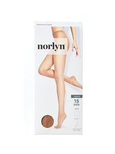 Norlyn - Satin Ultra 15 den -sukkahousut - SAND | Stockmann