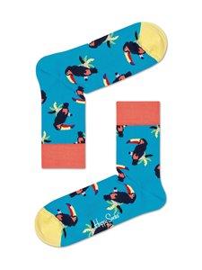 Happy Socks - Toucan-sukat - 6000-BLUE | Stockmann