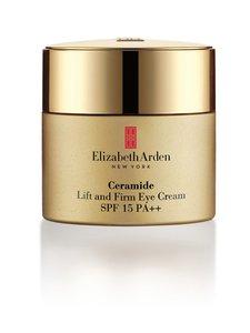 Elizabeth Arden - Ceramide Lift and Firm Eye Cream SPF 15 -silmänympärysvoide 15 ml | Stockmann