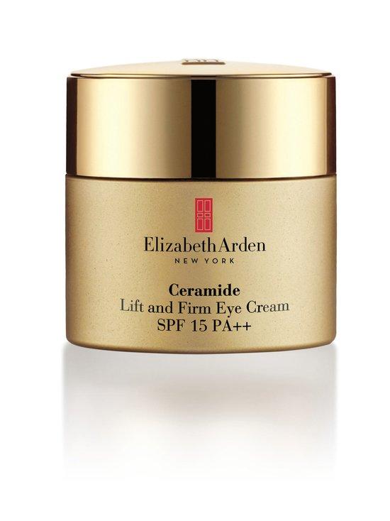 Elizabeth Arden - Ceramide Lift and Firm Eye Cream SPF 15 -silmänympärysvoide 15 ml | Stockmann - photo 1