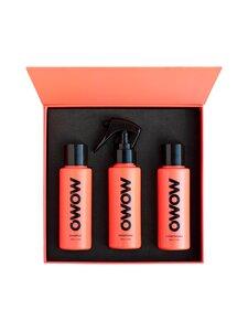 Owow - At home Smoothing Treatment Kit -hiustenhoitopakkaus 3 x 100 ml | Stockmann