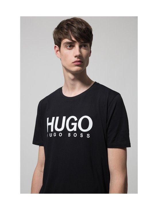 HUGO - Dolive-paita - BLACK   Stockmann - photo 4