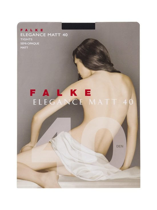 Falke - Elegance 40 den -sukkahousut - MUSTA | Stockmann - photo 1