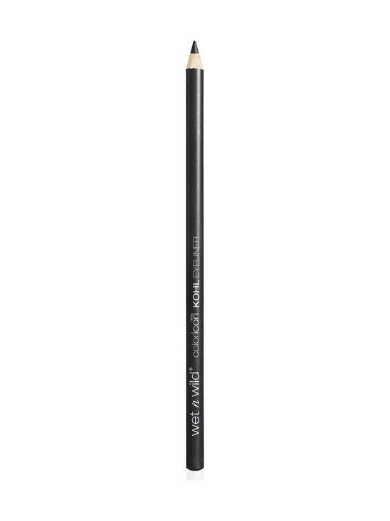 Wet n Wild - Color Icon Kohl Eyeliner Pencil -silmänrajauskynä - E601A BABY'S GOT BLACK | Stockmann - photo 1