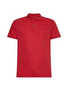 Calvin Klein Menswear - Liquid Touch Slim Polo -paita - TY7 TRUE ROSE HEATHER | Stockmann