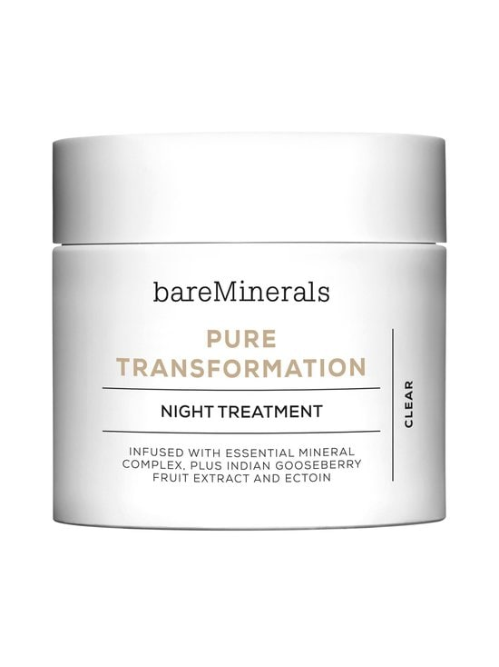 Bare Minerals - Pure Transformation Night Treatment -yöhoito 4,2 g - null | Stockmann - photo 1