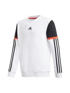 adidas Performance - B Bold Crew -collegepaita - WHITE/BLACK | Stockmann