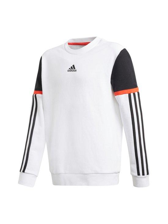 adidas Performance - B Bold Crew -collegepaita - WHITE/BLACK | Stockmann - photo 1