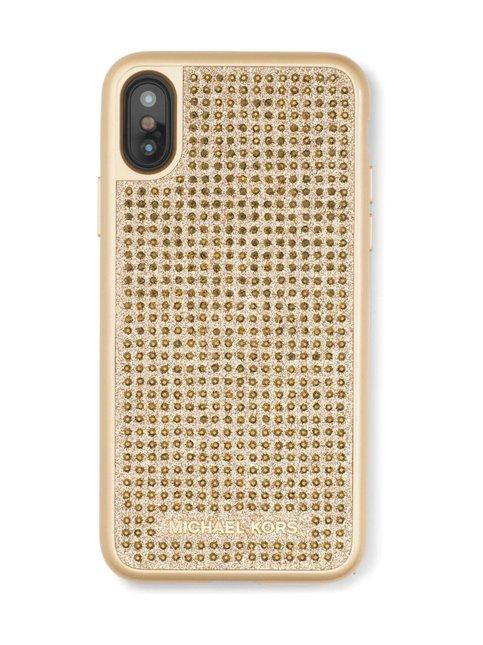 Crystals & Glitter iPhone X -suojakuori