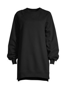 Makia - Myy Long Sweatshirt -collegemekko - 999 BLACK | Stockmann