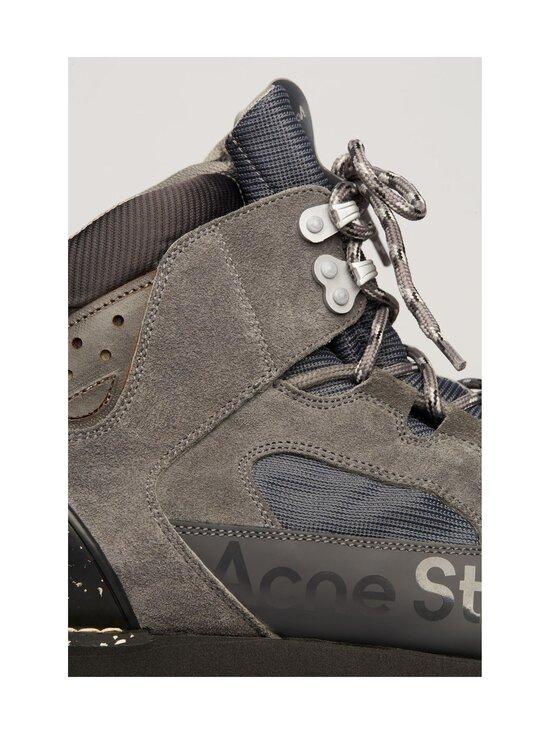 Acne Studios - Trekking Boots -kengät - BHR SLATE GREY | Stockmann - photo 5