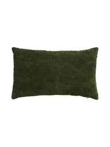 Essenza - Billie-koristetyyny - DARK GREEN | Stockmann