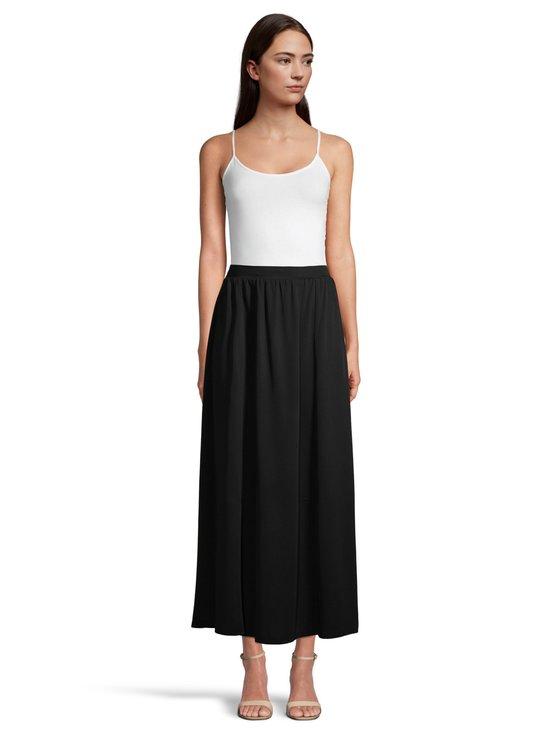 Vila - ViSuvita HW Ancle Skirt -maksihame - BLACK | Stockmann - photo 2