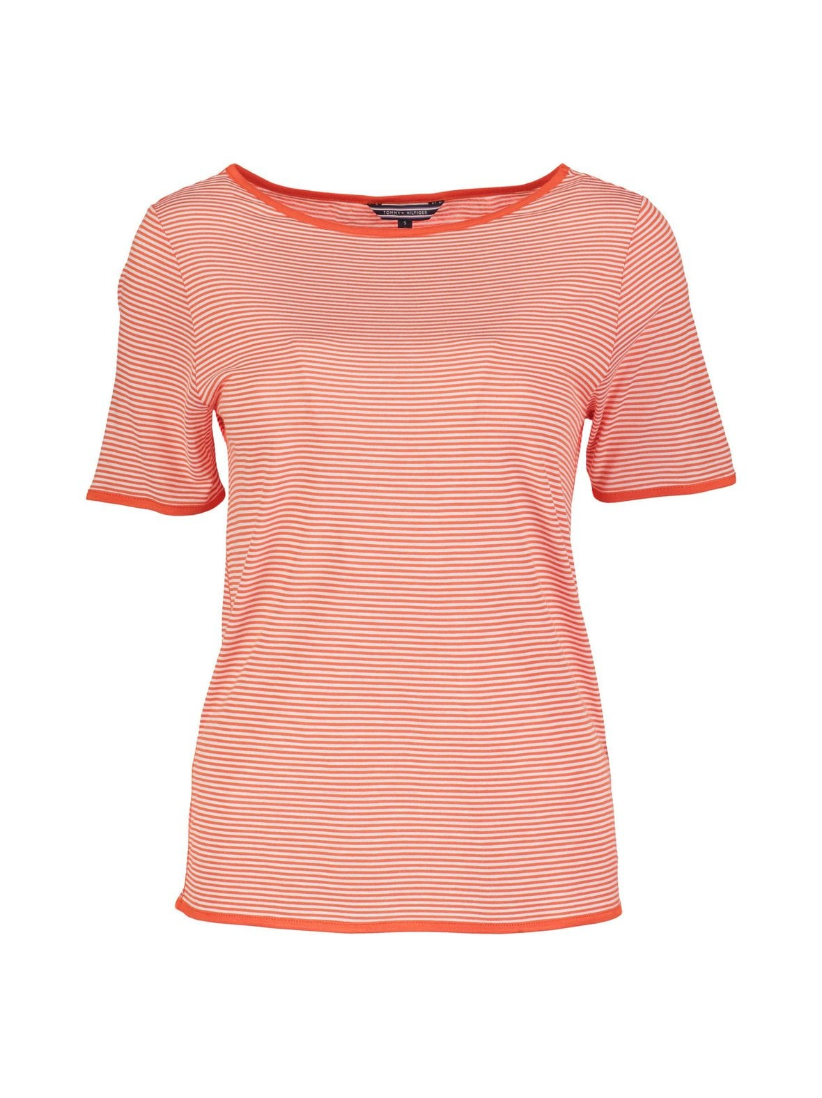 Fiesta (oranssi   valkoinen) Tommy Hilfiger Daisy-paita  440e2a22e9