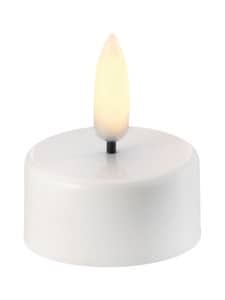 UYUNI - Tea-Light LED -tuikkukynttilä 2 x 4 cm - NORDIC WHITE | Stockmann