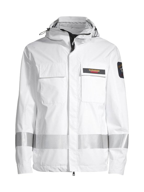 Paul & Shark - Typhoon-takki - _010 WHITE | Stockmann - photo 1