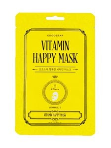 KOCOSTAR - Vitamin Happy Mask -kasvonaamio | Stockmann