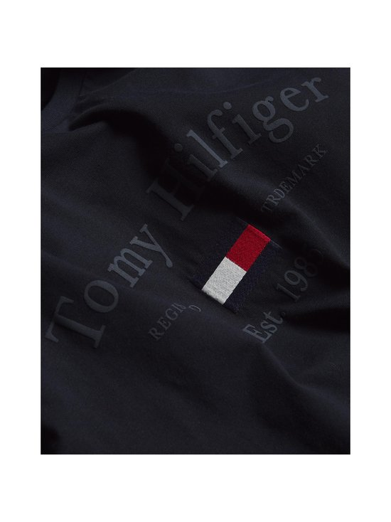 Tommy Hilfiger - College Flag Relaxed Fit-paita - DW5 DESERT SKY | Stockmann - photo 3