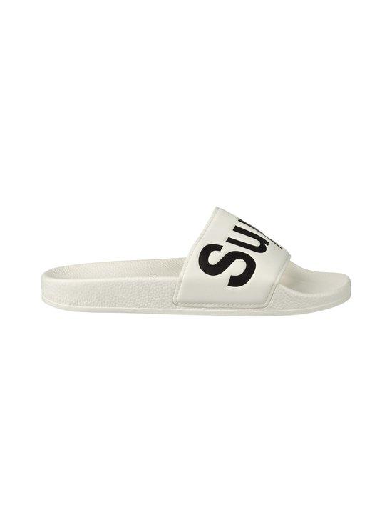 Superga - Eva-sandaalit - 909 WHITE BLACK | Stockmann - photo 1
