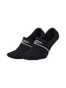 Nike - Essential Footie -sukat 2-pack - 010 BLACK/WHITE/WHITE | Stockmann