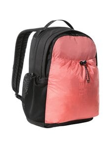 The North Face - Bozer Backpack -reppu - 5HD1 FADED ROSE/TNF BLACK | Stockmann