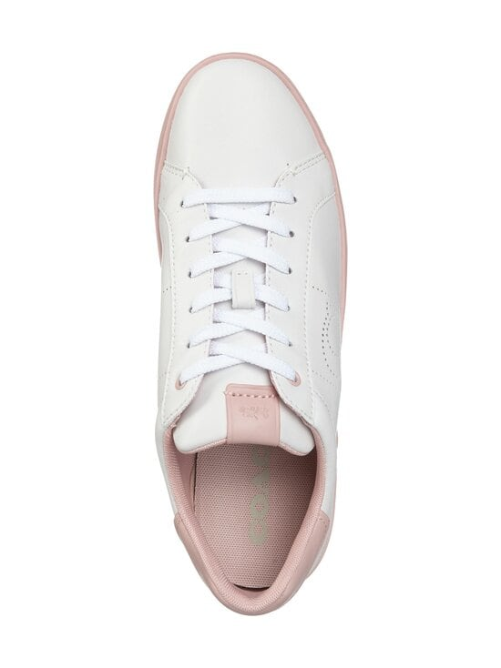 Coach - Lowline Low Top -nahkasneakerit - 6RL WHITE/AURORA | Stockmann - photo 2