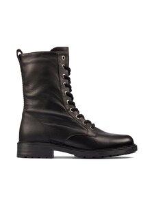 Clarks - Orinoco2 Style -nahkakengät - BLACK   Stockmann