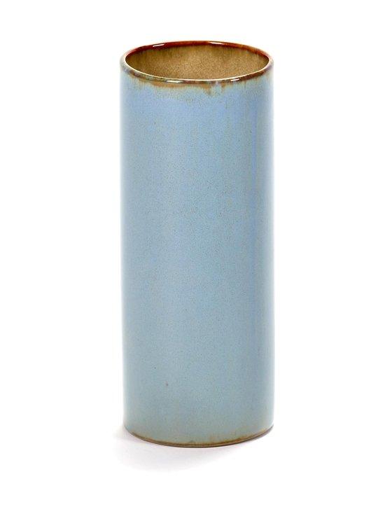 Serax - Anita Tube Vase -maljakko 7 x 18 cm - SININEN | Stockmann - photo 1