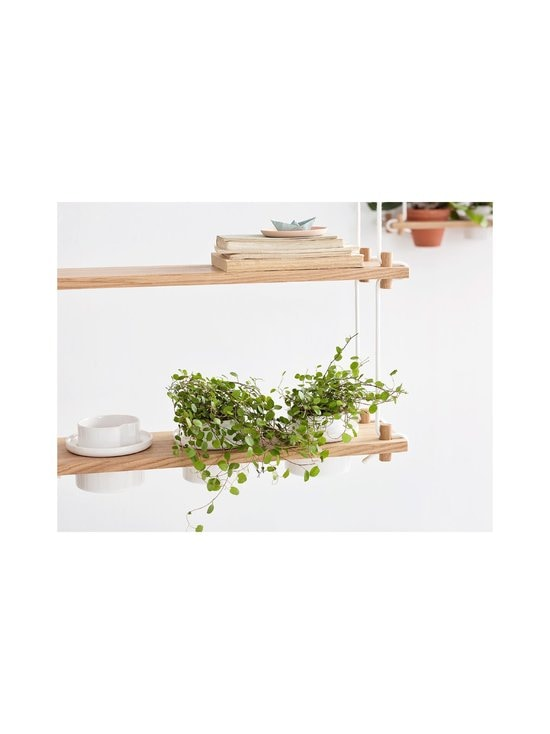 Hakola - Riippu Garden -hylly 70 x 17 x 60-100 cm - TAMMI | Stockmann - photo 3