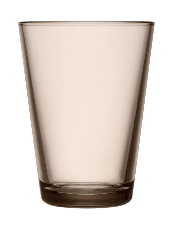 Iittala - Kartio-juomalasi 40 cl, 2 kpl - PELLAVA | Stockmann - photo 1