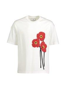 Ami - Poppy T-Shirt -paita - OFF-WHITE.150 | Stockmann
