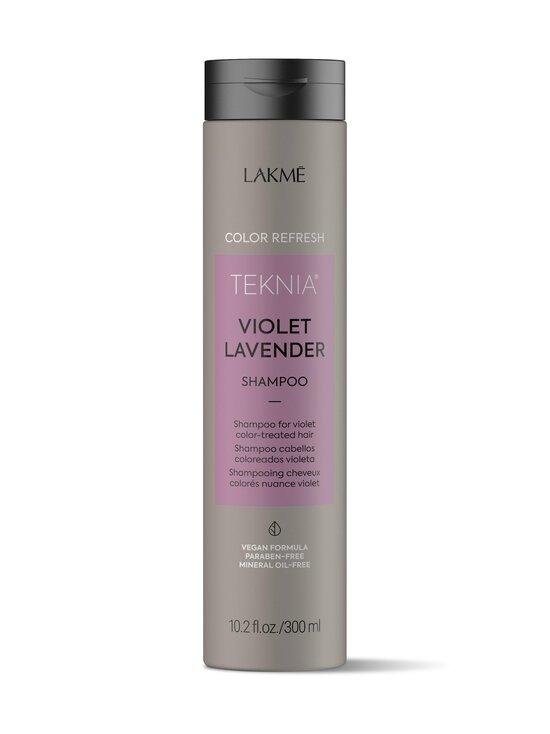 Lakmé - TEKNIA Refresh Violet Lavender Shampoo 300 ml - NOCOL | Stockmann - photo 1