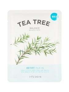 It'S SKIN - The Fresh Tea Tree Mask Sheet  -kasvonaamio 18 g | Stockmann