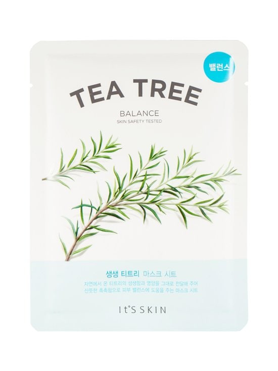 It'S SKIN - The Fresh Tea Tree Mask Sheet  -kasvonaamio 18 g | Stockmann - photo 1