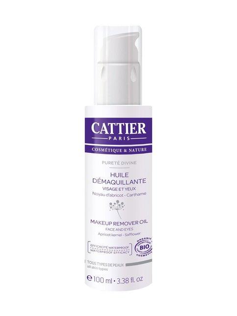 Pureté Divine - Makeup Remover Oil -meikinpuhdistusöljy 100 ml