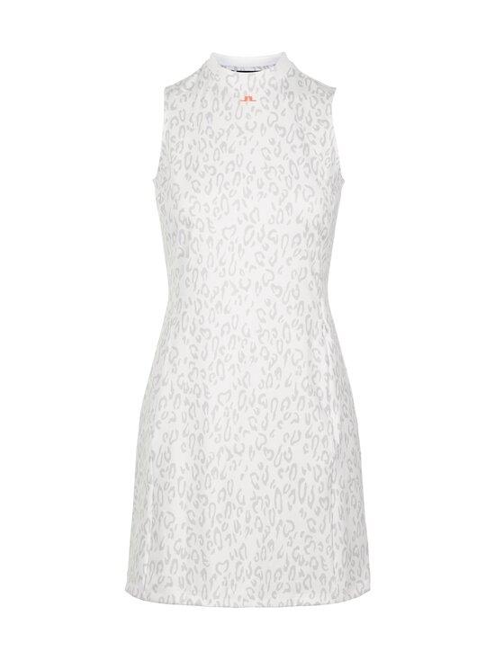 J.Lindeberg - Nena Print Golf Dress -mekko - U198 ANIMAL GREY WHITE | Stockmann - photo 1