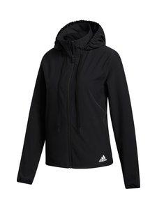 adidas Performance - Light Woven -takki - BLACK/WHITE   Stockmann