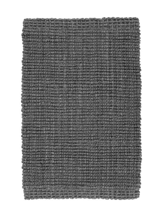 Dixie - Juuttikynnysmatto 90 x 60 cm - LEAD GREY (HARMAA)   Stockmann - photo 1
